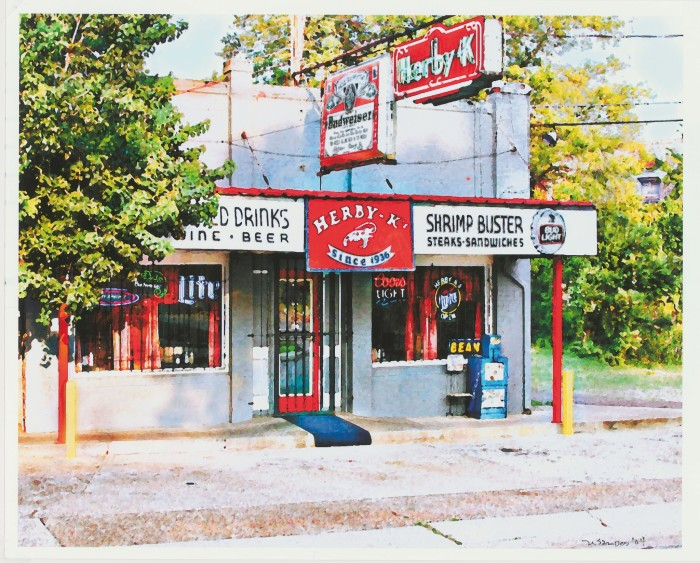 12. Herby K's, Shreveport, LA