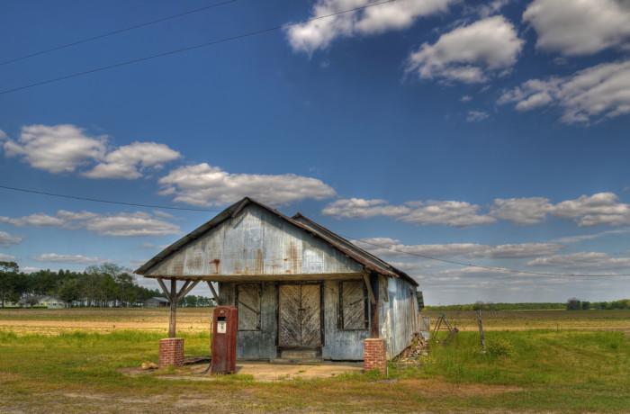 1. Baker County, GA