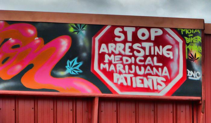 1. In Colorado, medical marijuana dispensaries outnumber Starbucks locations 3 to 1.