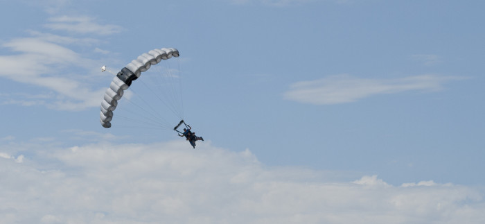 18. Jump out of a plane over Tooele County.