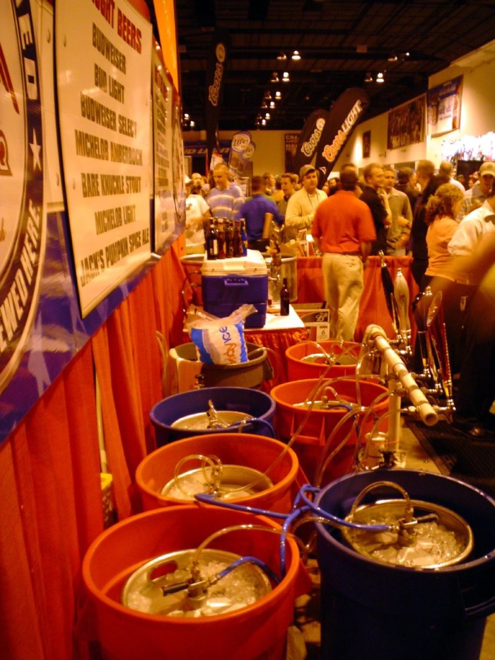 14. Get buzzed at the Great American Beer Festival.