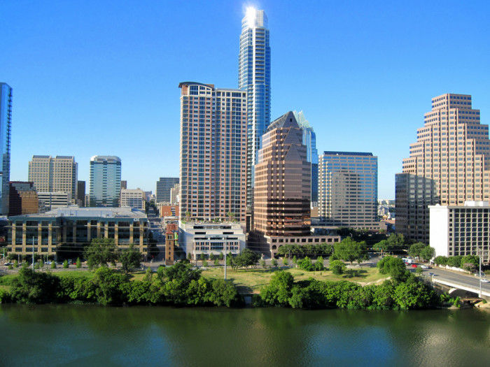 8. Plus, our very own capital city is the best to live in, according to a report by WalletHub. Forbes also ranked Austin the #1 city for jobs in the nation.