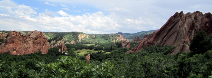 5. Visiting Roxborough State Park without having to worry about documenting it on Instagram.