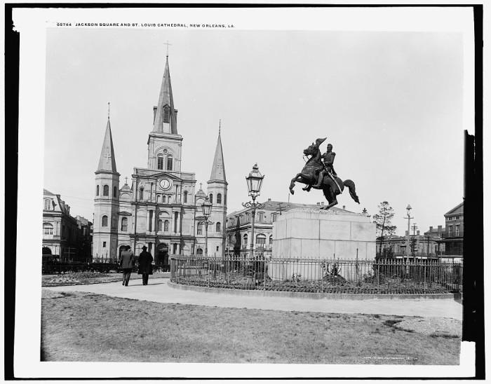 3. Jackson Square, New Orleans, LA