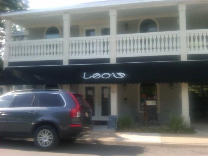 4. Leo's Wood Fired Pizza, Ocean Springs