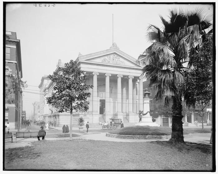 5. Lafayette Square, New Orleans, LA