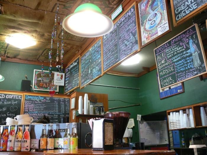 5) Coffee Gallery, Haleiwa