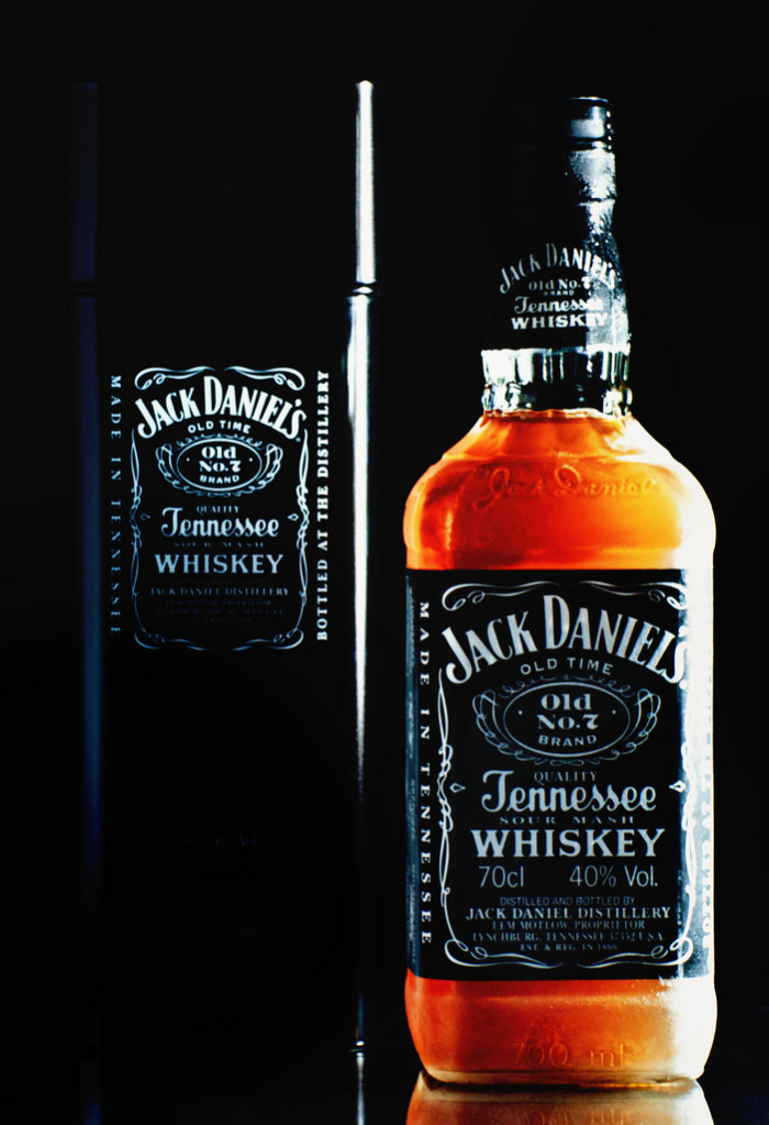 5) Thank you Lord for Jack Daniels.