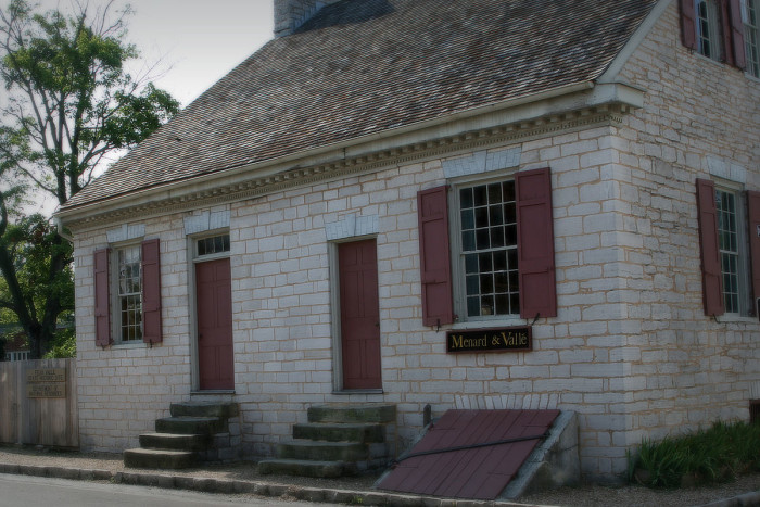 Felix Vallé House State Historic Site