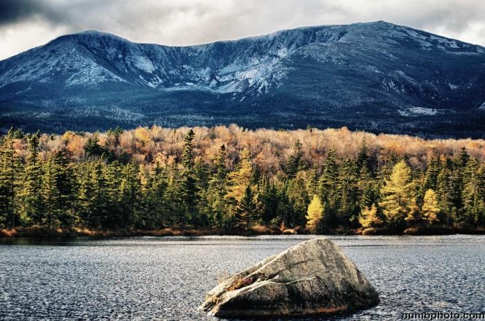 5. American author, Henry David Thoreau, loved Maine!