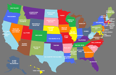 5. Mapping the Movies:  50 Films for 50 States