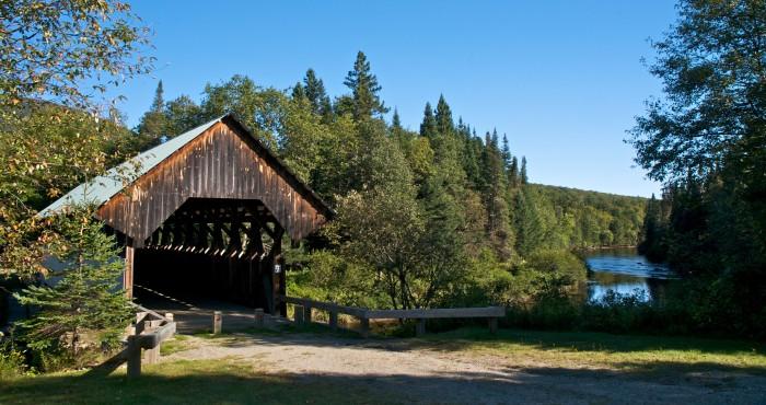 2. The Bennett Bridge, Lincoln Plantation