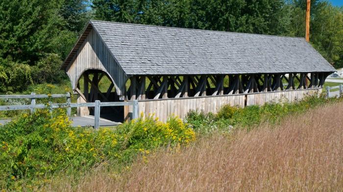 3. Bethel Park Walking Path Bridge, Bethel