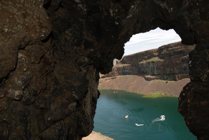 7. Blue Lake Rhino Cave