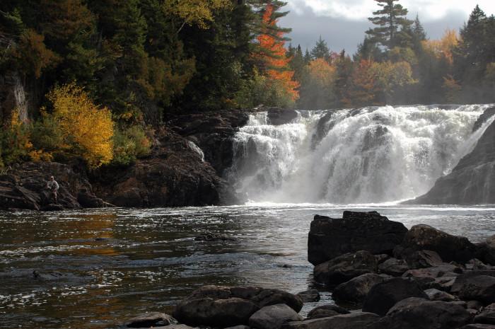 7. Grand Falls, Somerset County