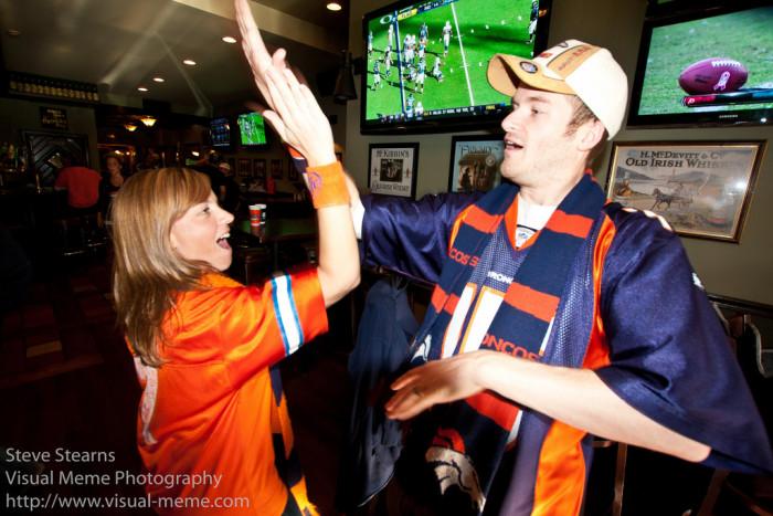7. Broncos football