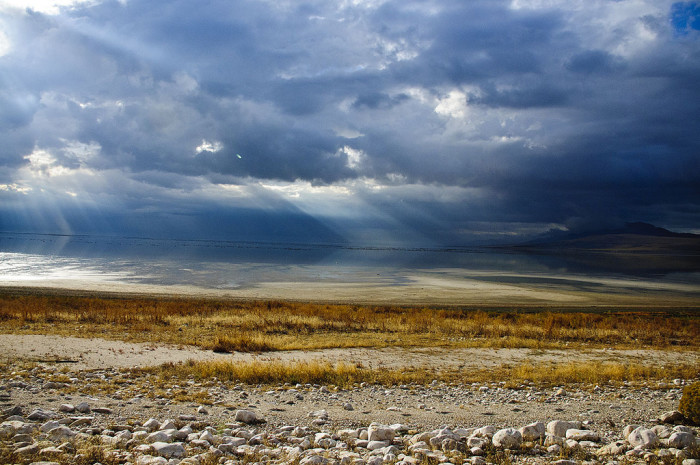 6. Instead of the Great Salt Lake…