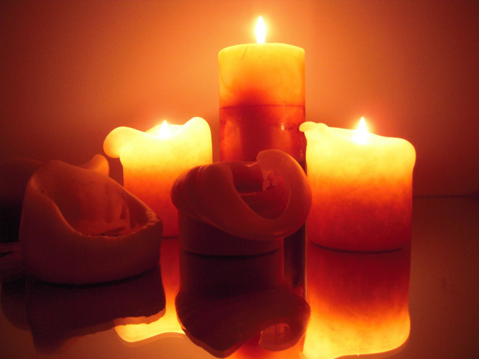 5) Make your candles last.