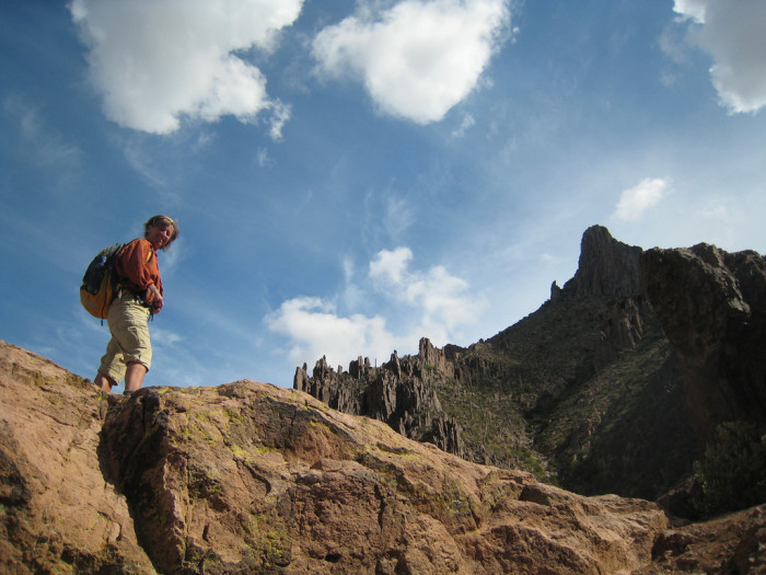 8. Superstition Mountains
