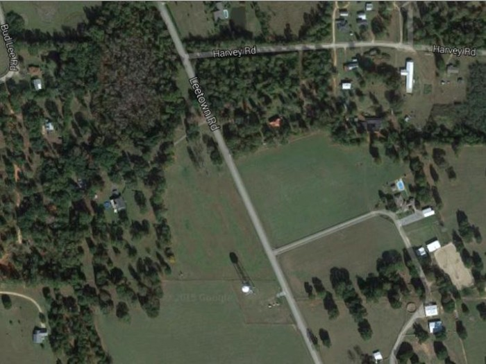 "5. Leetown (community near Picayune): The ""Sledgehammer Murders"""