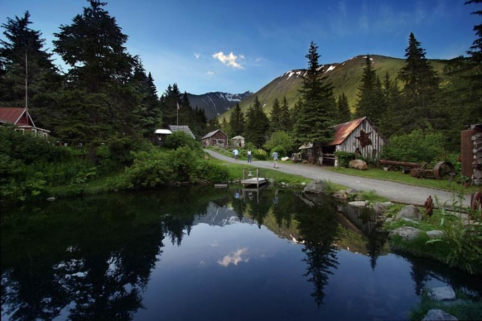 Here are the best places to live in alaska and why for Best fishing in alaska
