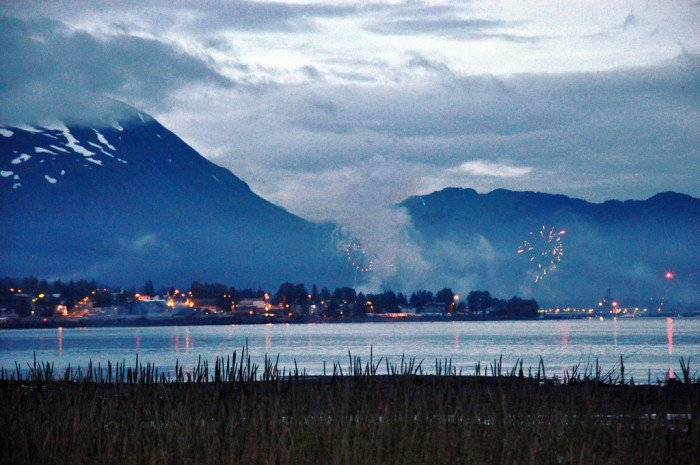 5) Seward on the 4th of July.