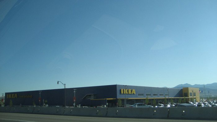10. Visiting IKEA on Tuesday can finish you off.