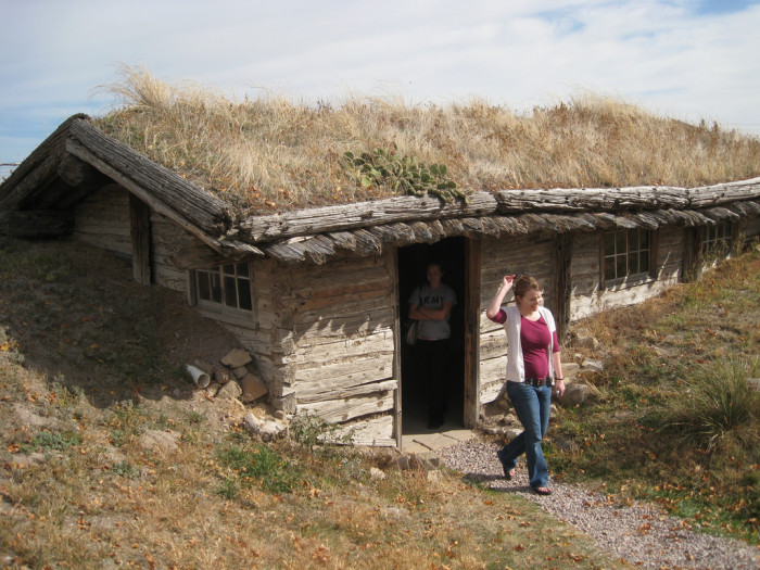 28. Museum of the Fur Trader, Chadron