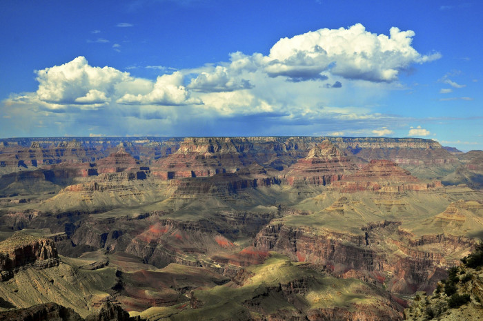 4. The Grand Canyon