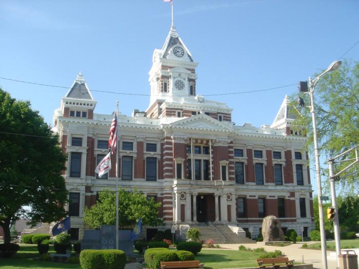 6. Gorgeous courthouses