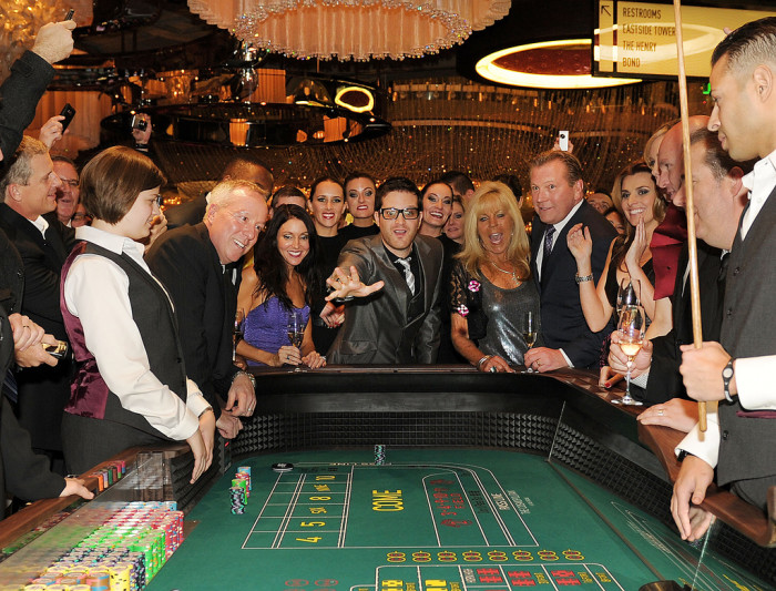 3. Do you spend your weekends at casinos?
