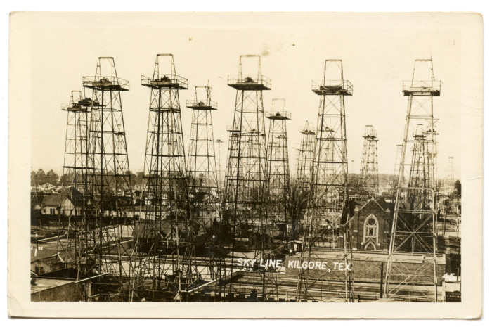 3. While oil was first discovered in Pennsylvania, you can thank Texas for the first economically significant discovery of oil in 1901 near Beaumont.