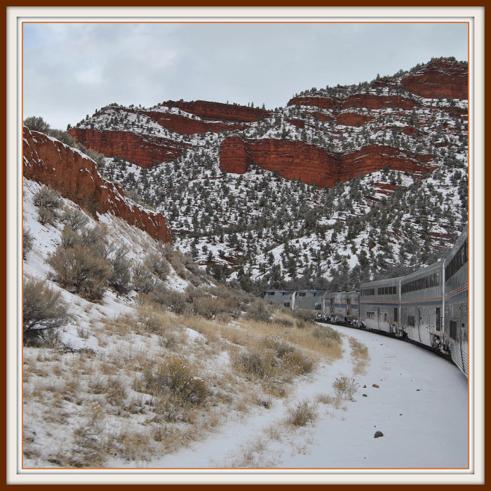 8. (White) Red Canyon