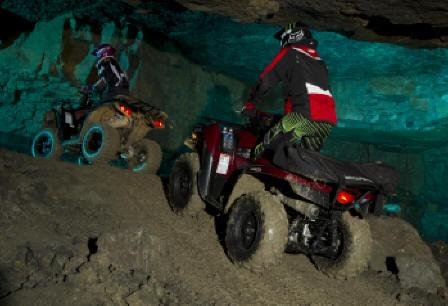 2. Mines and Meadows ATV Riding Resort, Wampum