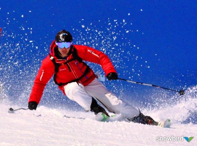 5. The ski resorts are open!