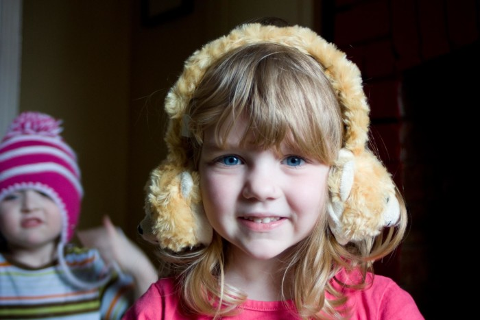 3. Earmuffs for chilly days.
