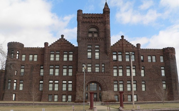 5. Castle on the Hill, Sioux City