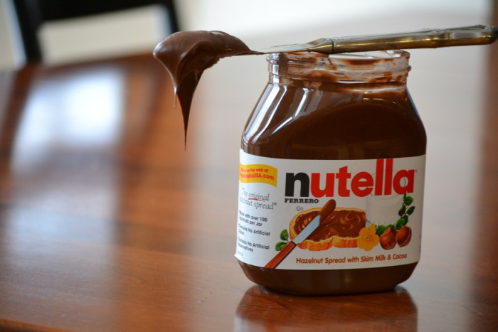 5. Add Nutella to your Stephen's Sipping Hot Cocoa this winter.