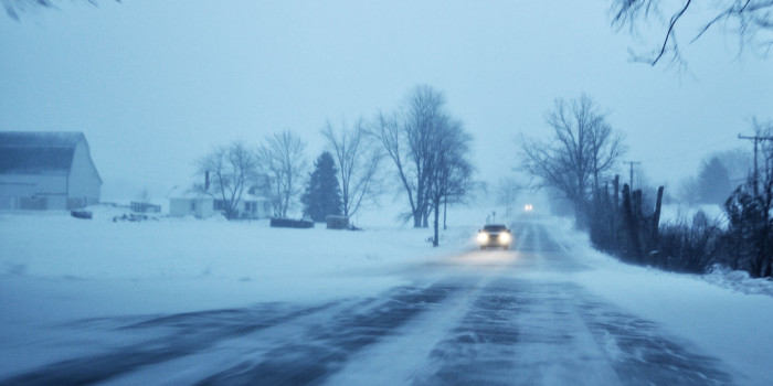 10) I would equip all roads with heating features so the roads never freeze.