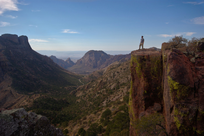 6) Big Bend National Park, because nothing says adventure and getting away from it all like this beautiful gem in west Texas.