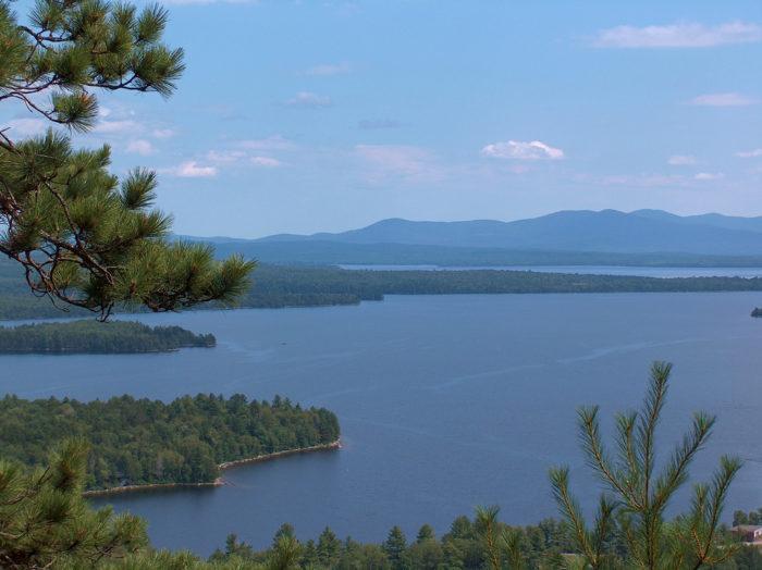 9. Moosehead Lake, Piscataquis County