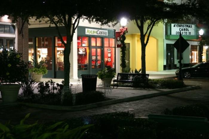 1. Axum Coffee, Winter Garden