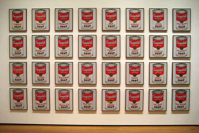 6. Instead of The Andy Warhol Museum...