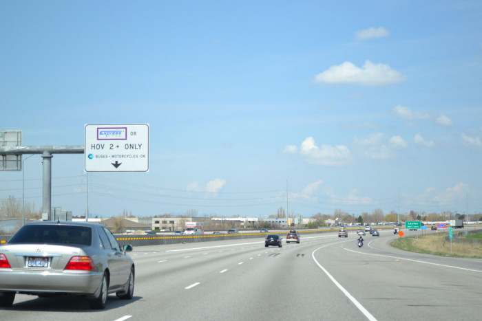 8. Not every Utahn in the HOV lane is supposed to be there.
