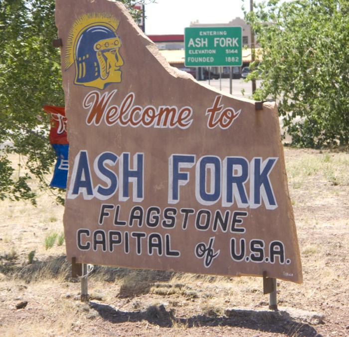 2. Ash Fork