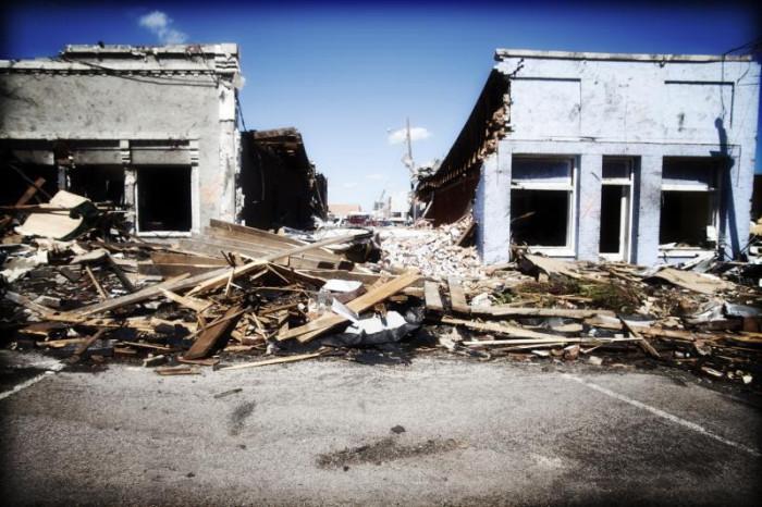 3. Tornado Season