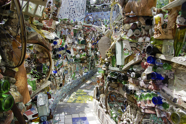 9. Become star-struck by the Magic Gardens in Philadelphia.