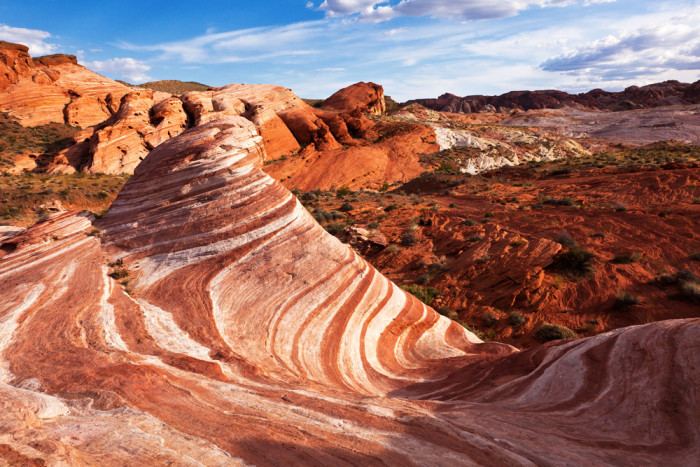 9. Nevada is home to Valley of Fire State Park - one of the coolest state parks EVER!