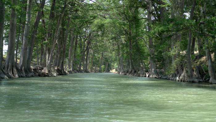 7) The mighty Guadalupe River, because summer definitely isn't complete without tubing at least once!