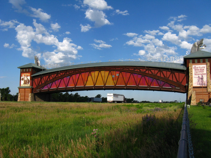16. Great Platte River Road Archway Monument, Kearney
